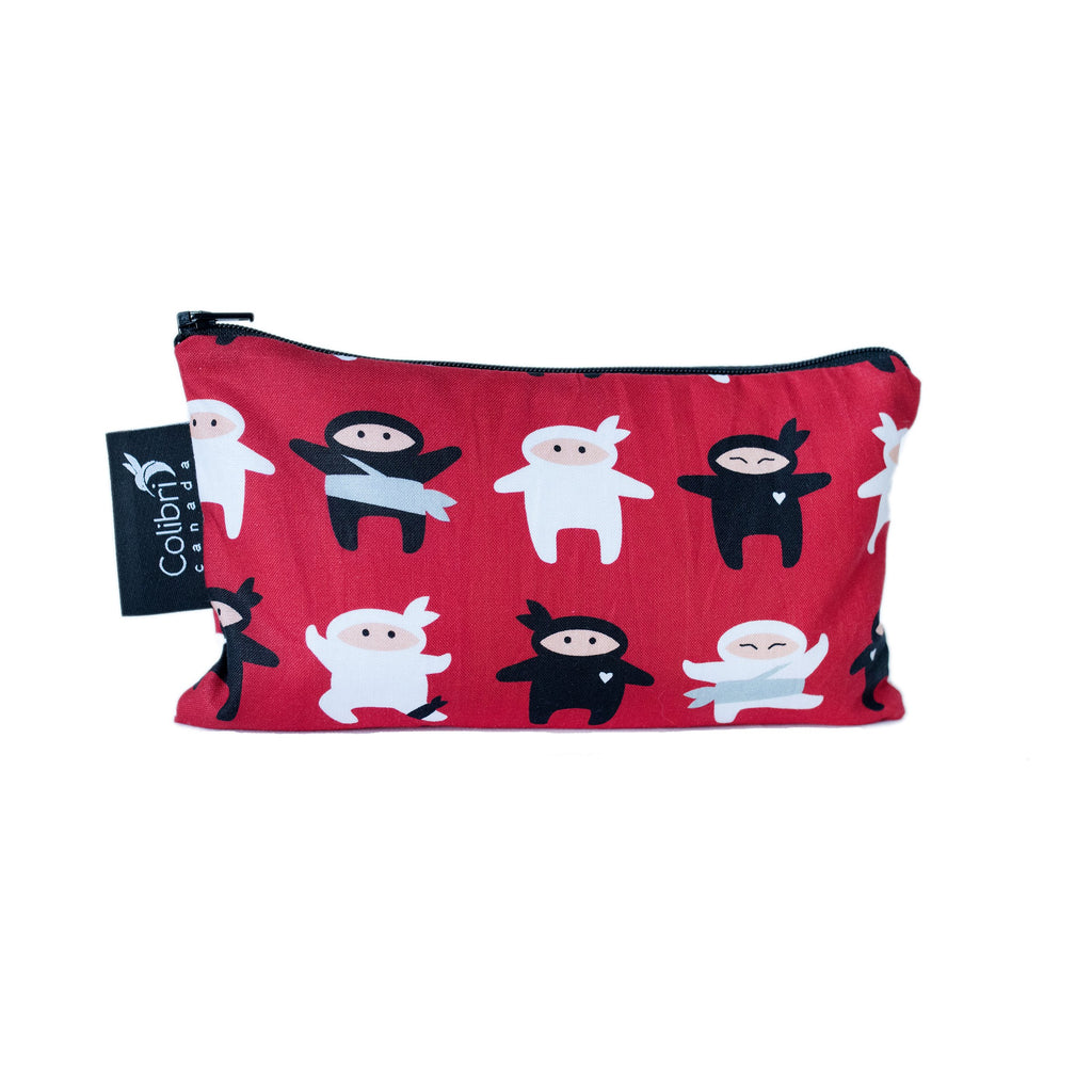 8084 - Ninja Reusable Snack Bag - Medium