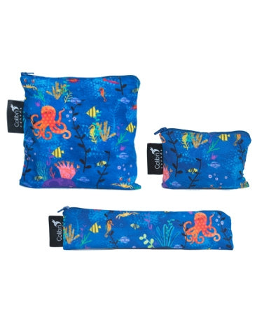 Under The Sea Snack Bag Set