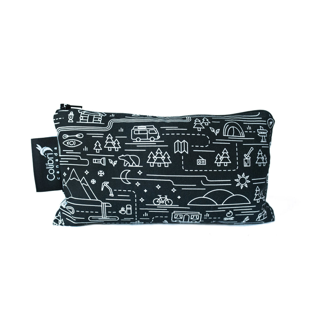 8111 - Adventure Reusable Snack Bag - Medium