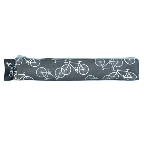 Bikes Reusable Snack Bag - Wide