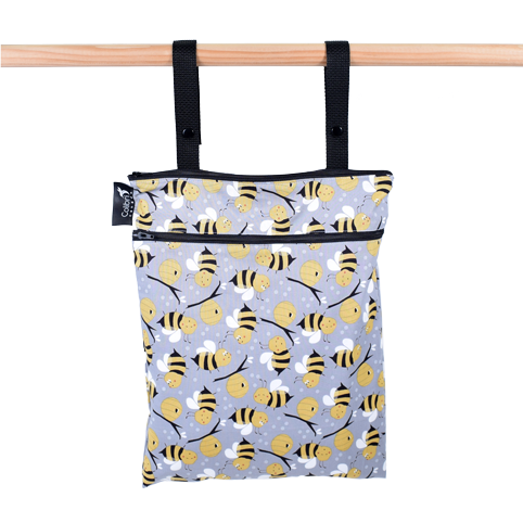 Bumble Bee - Double Duty Wet Bag