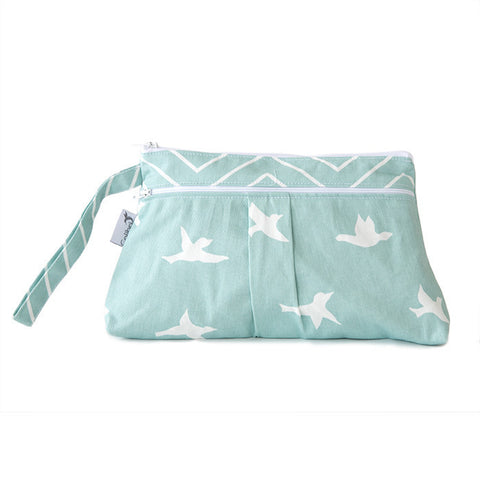 Grab and Go Clutch - Fly Away - Colibri Canada