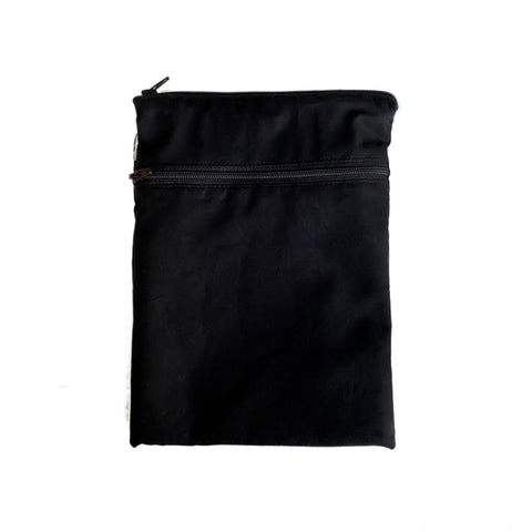 "Discount ""Seconds""  Mini Double Duty Wet Bag BLACK"