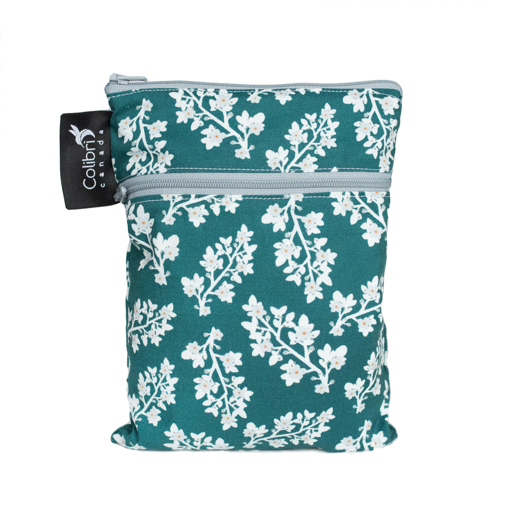 Bloom Mini Double Duty Wet Bag