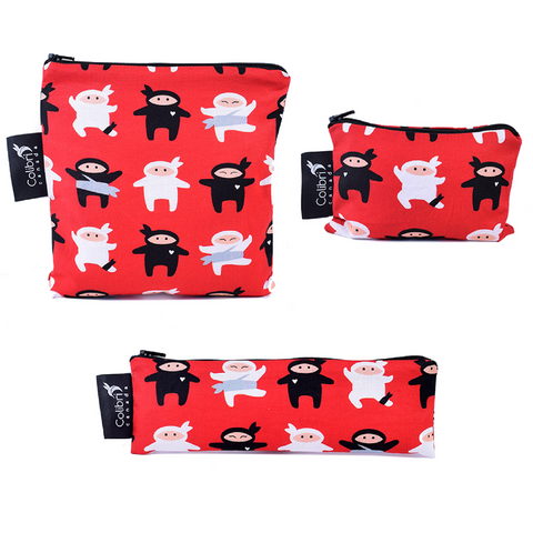 Ninja Snack Bag Set