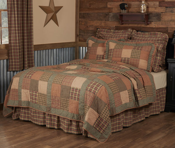 Crosswoods Bedding Collection