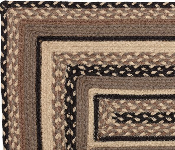 Sawyer Mill Braided Jute Rugs