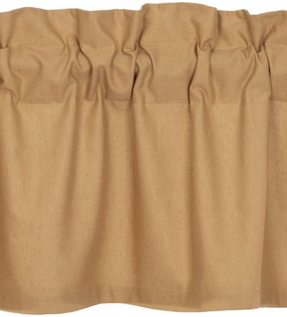 Simple Life Flax Khaki Window Treatments