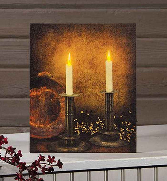 All Lighted Canvas Prints