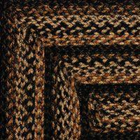 Black Forest Braided Jute Rugs