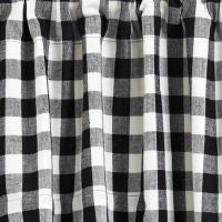Buffalo Black Check Coordinates