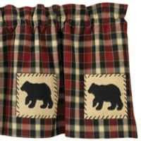 Concord Bear Window Treatments