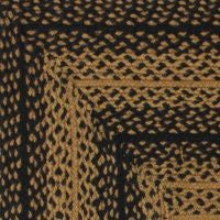 Ebony Braided Jute Rug Collection