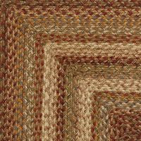 Harvest Braided Jute Rug Collection