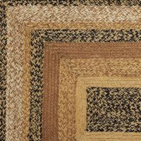 Kettle Grove Braided Jute Rug Collection