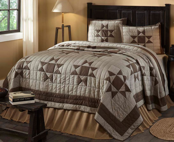 Ohio Star Bedding collection