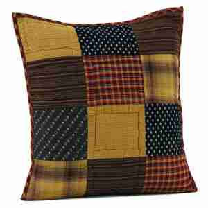 Patriotic Patch Pillows
