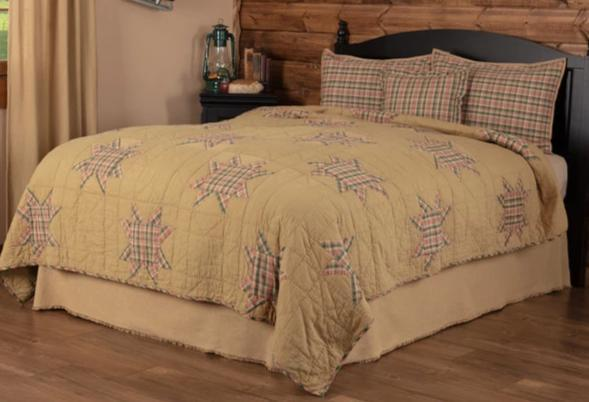 Rustic Star Bedding Collection