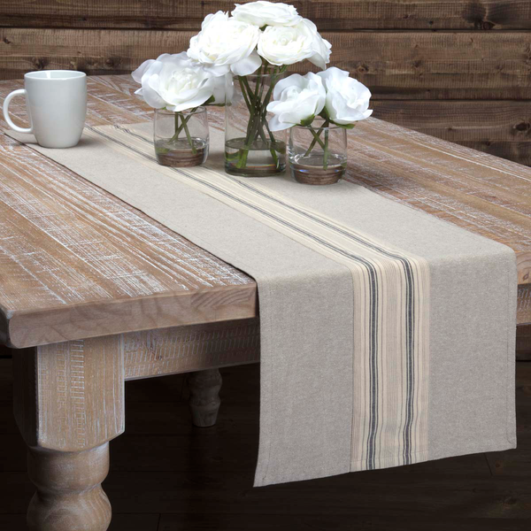 Sawyer Mill Striped Table Collection