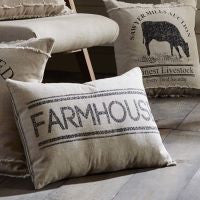 Sawyer Mill Charcoal Pillows