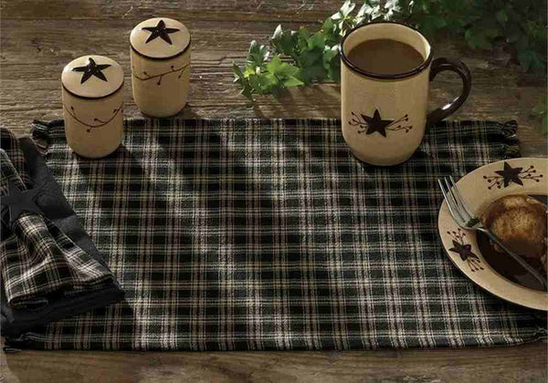 Sturbridge Black Table Decor