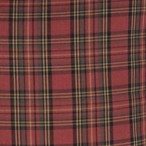Tartan Red Plaid Coordinates