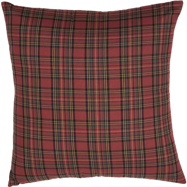 Tartan Red Plaid Pillows