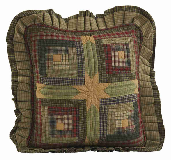 Tea Cabin Pillows