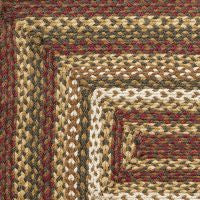 Tea Cabin Braided Jute Rug Collection