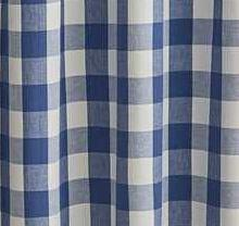 Wicklow Blue Shower Curtain