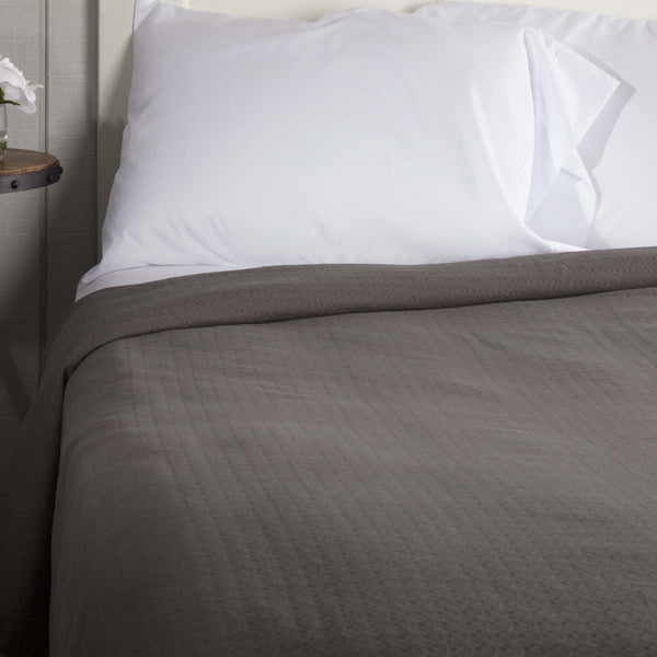 Serenity Grey Coverlets