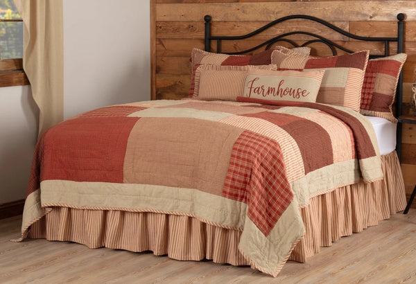 Rory Schoolhouse Bedding Collection