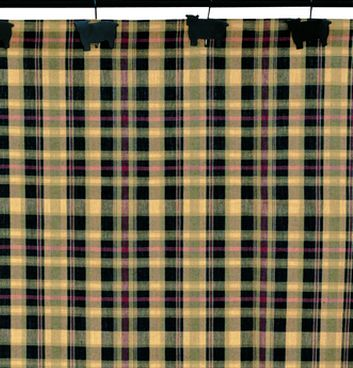 Tartan Shower Curtain