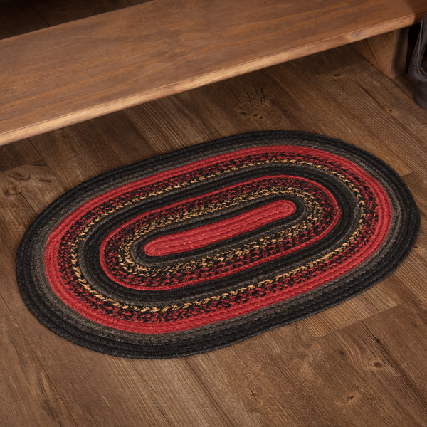Cumberland Jute Rug Oval 20x30 Allysons Place