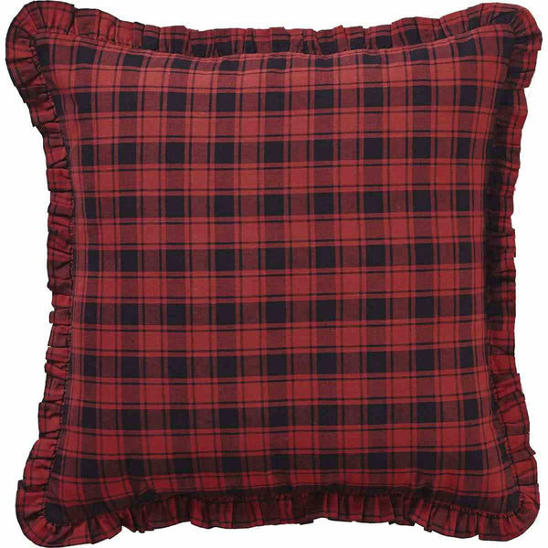 Cumberland Plaid Pillow 18 In Allysons Place