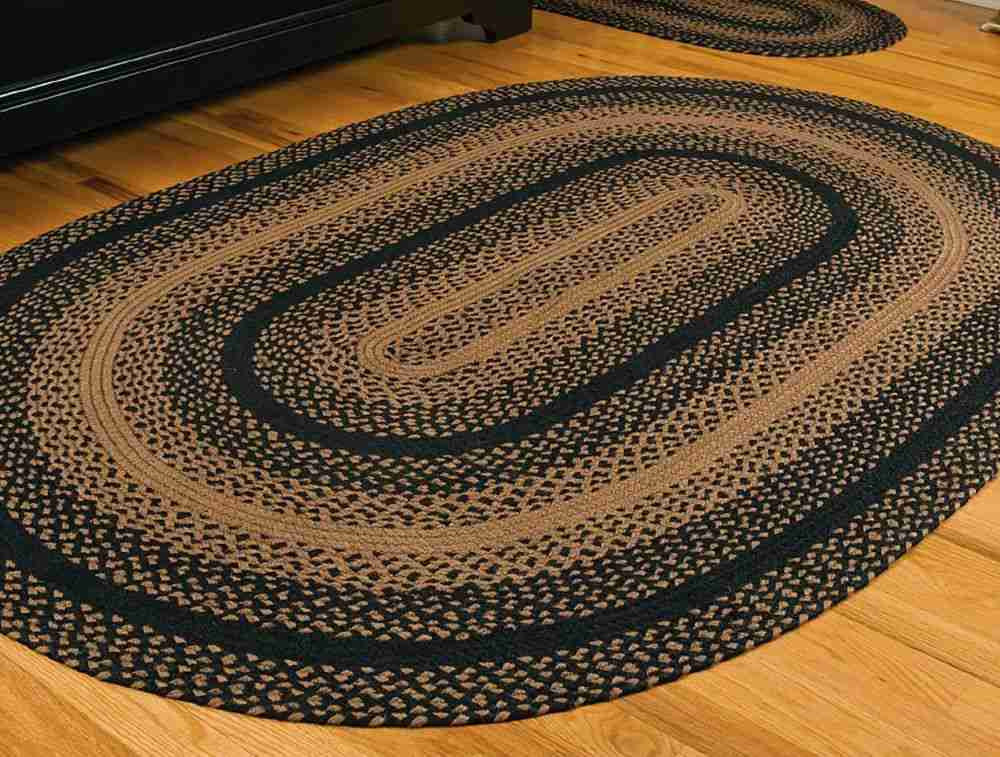 product rugs curated garden x oval handmade the braided grove nomad multicolor rug home