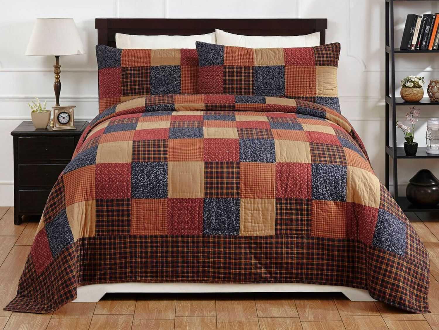 Old Glory King Quilt Combo w/Shams - Allysons Place : old glory quilt - Adamdwight.com