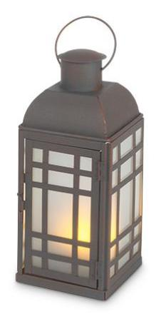 Rustic FireGlow™ Lantern, Battery Operated Candle, Primitive Country  Farmhouse Home Kitchen Bath Window
