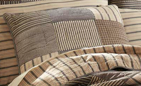 Sawyer Mill Charcoal Bedding Collection Allysons Place