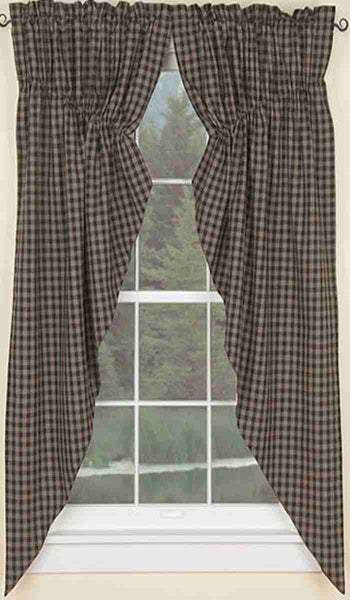 95 Lined Curtain Panels