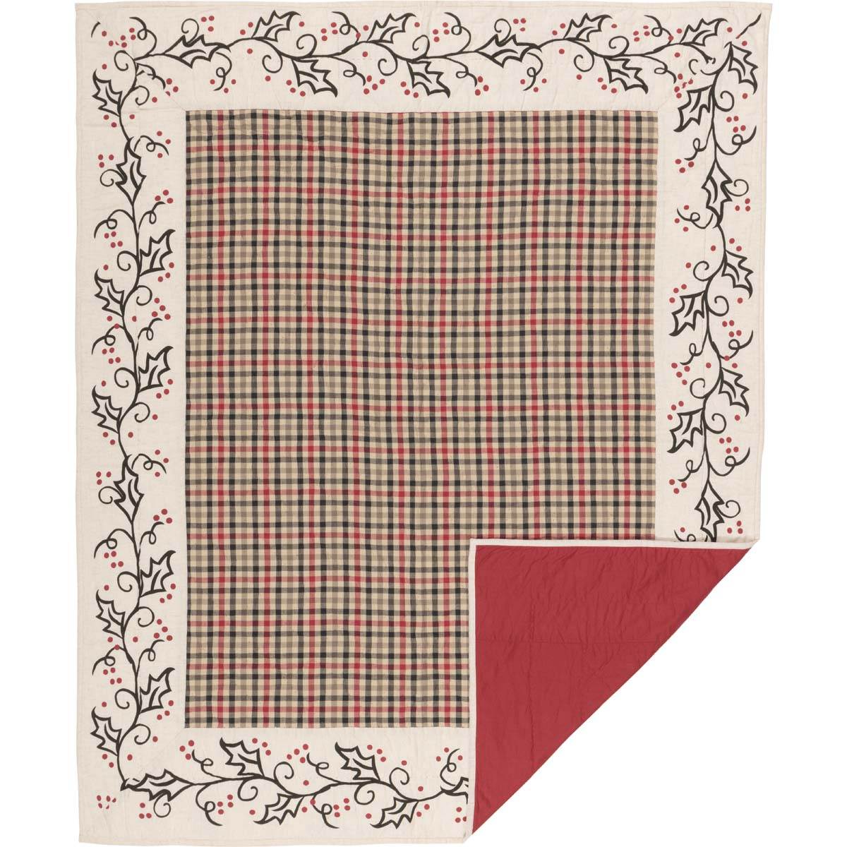 Hollis Quilted Throw 60x50