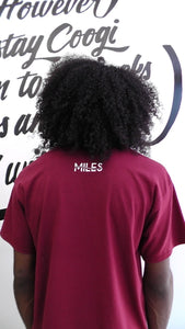 MILES BACK VIEWS