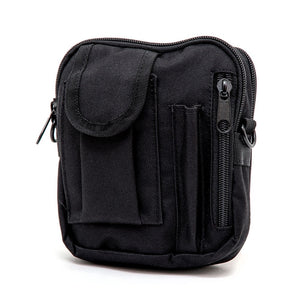 Cross body organizer bag