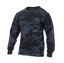 Camo long sleeve Tees