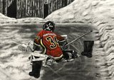 """The Dream Begins Here"" GOALIE DREAM Limited Edition Prints PERSONALIZED for FREE"
