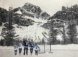 "FAMILY ""Hockey Mountain Memories"" Limited Edition Prints PERSONALIZED for FREE"
