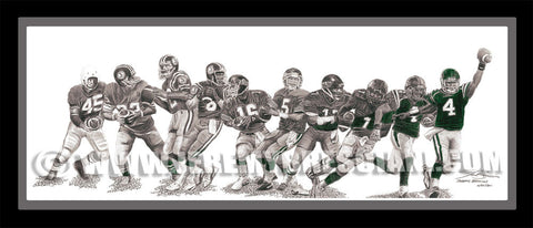 """Passing the Pride"" Open & Limited Edition Prints"