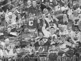 """The Dream Begins Here"" PERSONALIZED Hockey Artwork"