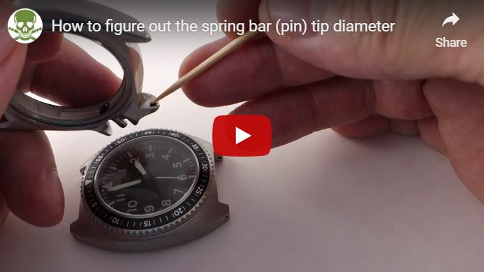 How to figure out your spring tip diameter!