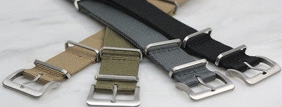 Customer pics on nylon watch straps!